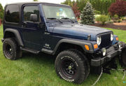 2005 Jeep WranglerSport